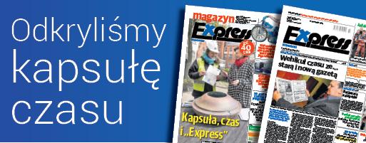 Express - kapsuła czasu